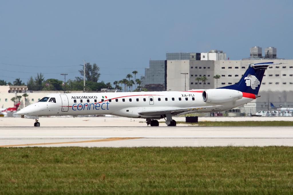 Aeroméxico Embraer ERJ-145MP