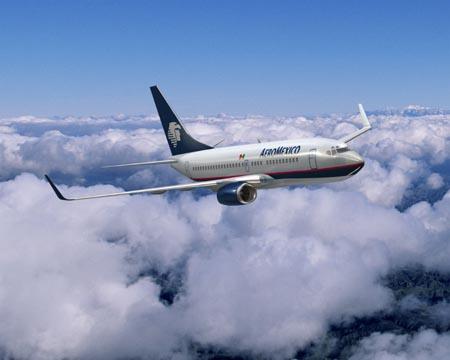 Aeroméxico Boeing 737-700