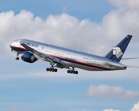 Aeromexico Boeing 777-200ER