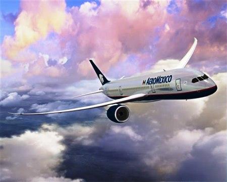 Aeroméxico Boeing 787