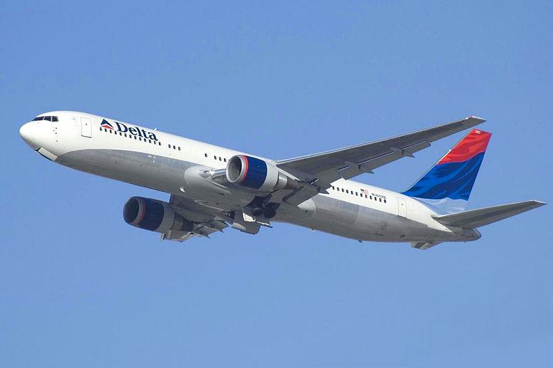 Boeing 767-300ER de Delta Air Lines