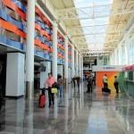 Aeropuerto de Guadalajara (Interior)