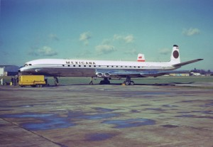 Mexicana De Havilland Comet MK4C