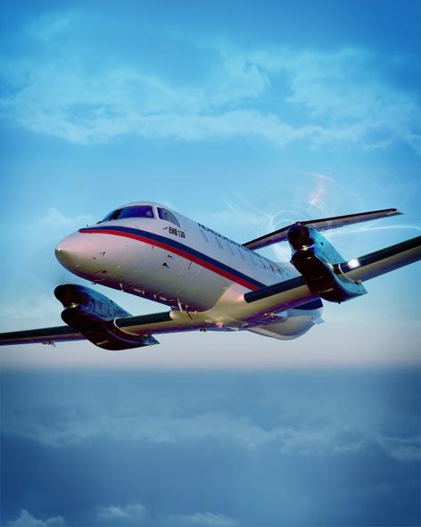 Aéreo Calafia Embraer EMB-120
