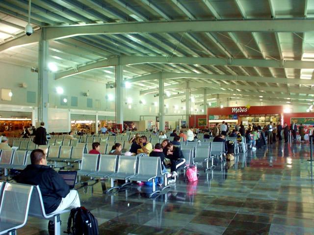 Aeropuerto Internacional Lic. Adolfo López Mateos Toluca
