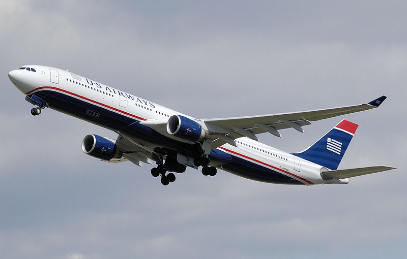Airbus A330-300 de US Airways