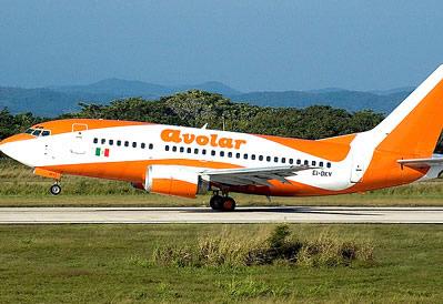 Avolar Boeing 737