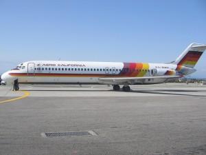 Boeing DC-9 Aero California
