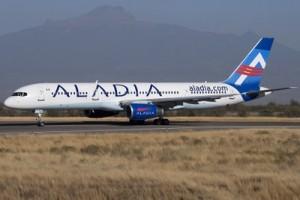 Aladia airlines boeing 757-200