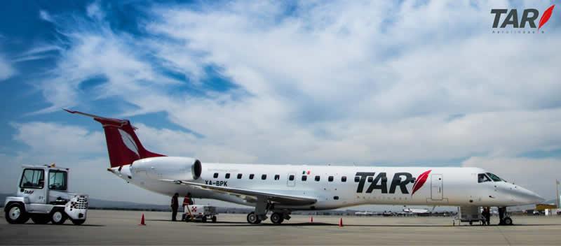 TAR Embraer Jet